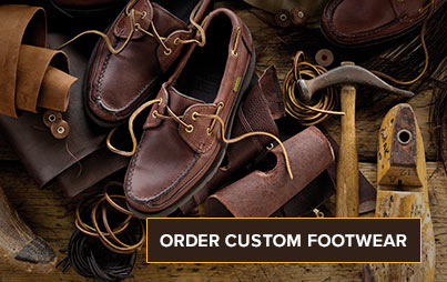 Order Custom Footwear