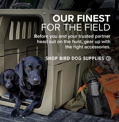 Shop Bird Dog Supplies