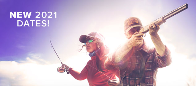 GET READY TO UP YOUR GAME - NEW 2021 DATES! There's always something new to learn at an Orvis Fly-Fishing or Wingshooting School.
