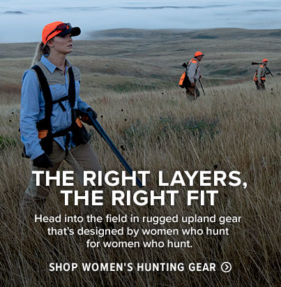 THE RIGHT LAYERS, THE RIGHT FIT 