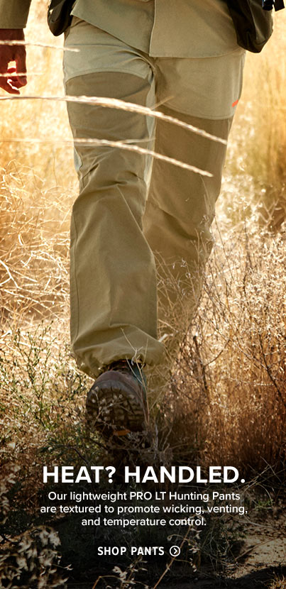 HEAT? HANDLED. 