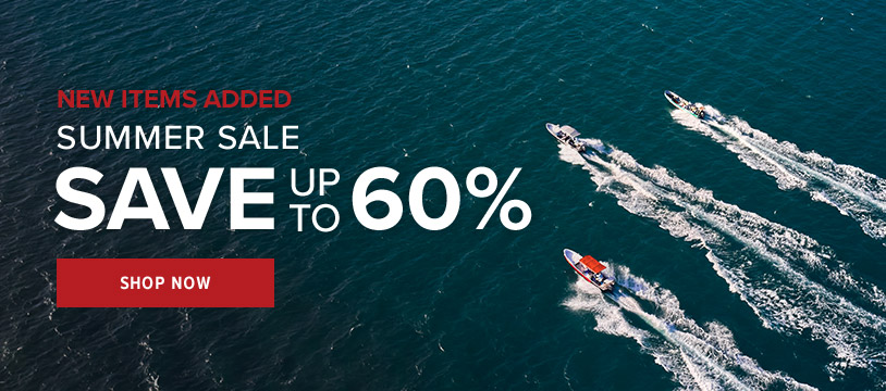 SUMMER SALE - SAVE UP TO 60%