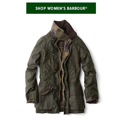 Shop Women's Barbour