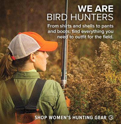 Shop Women's Hunting Gear
