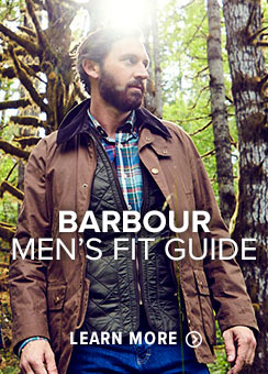 Barbour Fit Guide