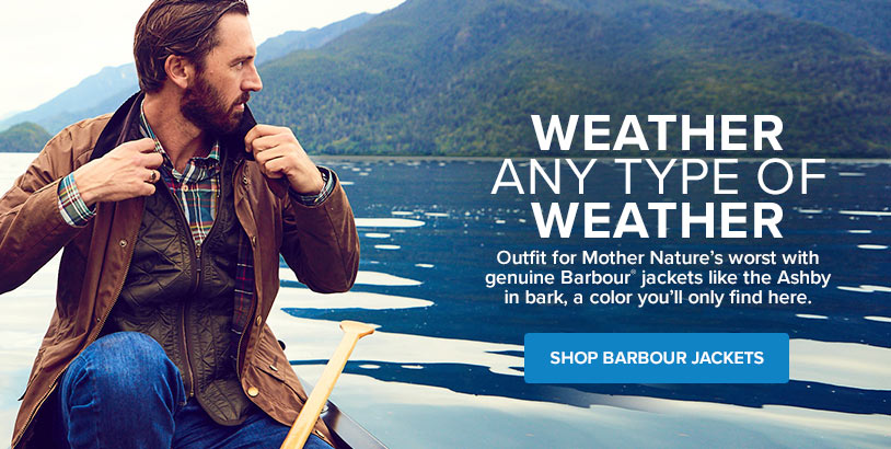 Shop Barbour Jackets