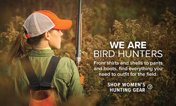 Shop Women's Hunting Gear