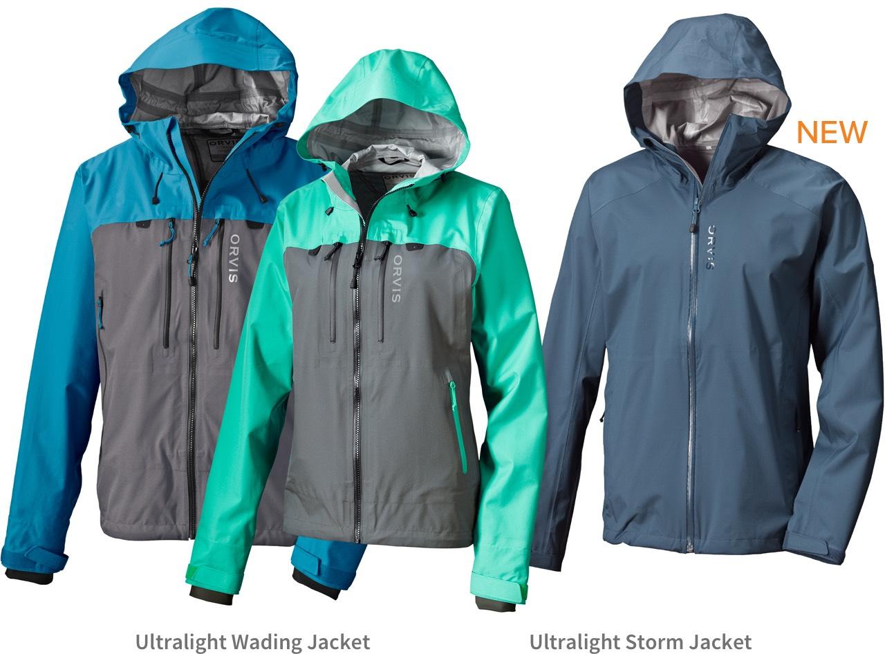 Ultralight Jackets