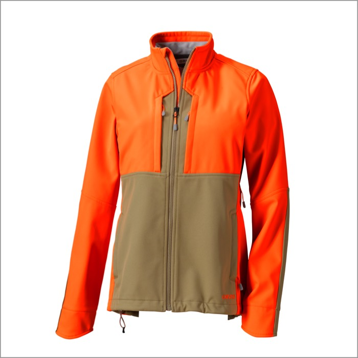 Women's Softshell Hunting Jacket