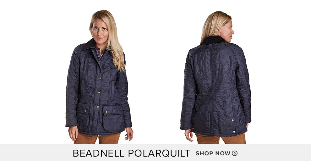 Beadnell Polarquilt - Shop Now