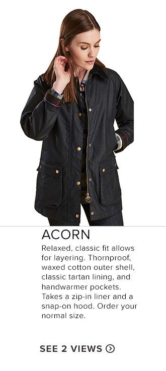 Acorn - See 2 Views