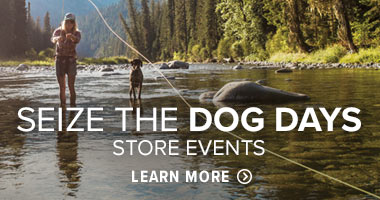 Seize the Dog Days | Store Events | Learn More