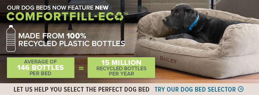 COMFORT FILL ECO | SHOP DOG BEDS