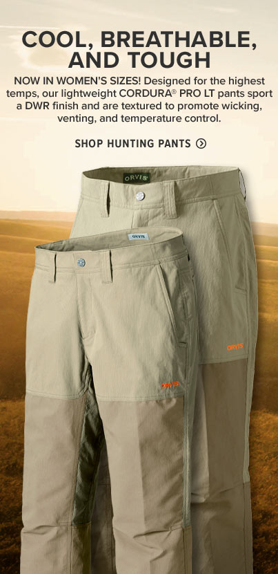 Hunting Gear, Equipment, Clothing & Accessories -- Orvis