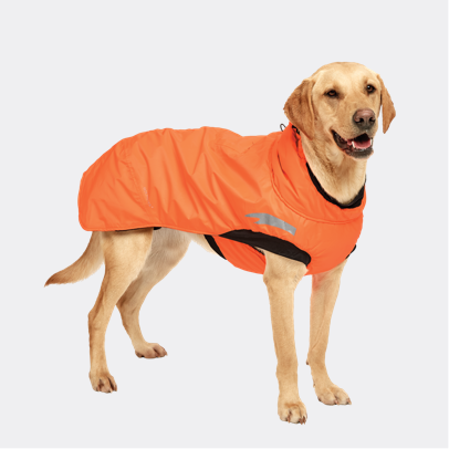 ALL-WEATHER DOG PARKA
