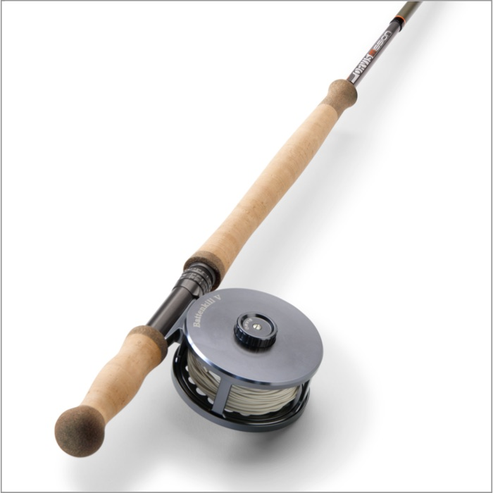 Two-Handed Rods