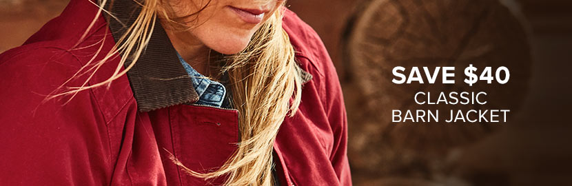 Barn Coat | Save $40