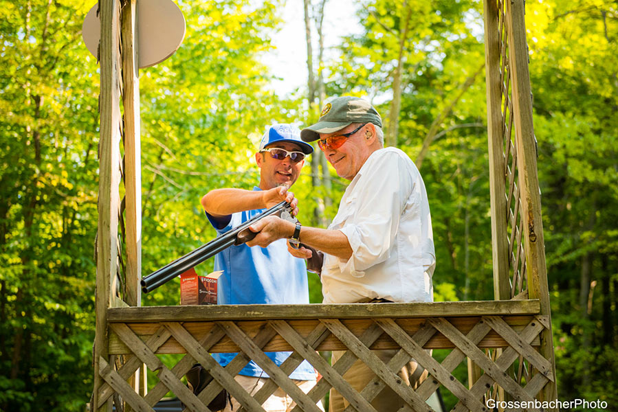 Sandanona Shooting Grounds | Sporting Clays Course