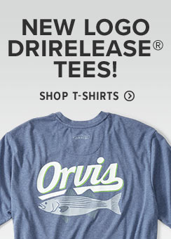 NEW LOGO DRIRELEASE TEES!  Supersoft drirelease wicks moisture and dries four times faster than cotton to leave you cool and dry even when temperatures heat up.  Shop T-Shirts