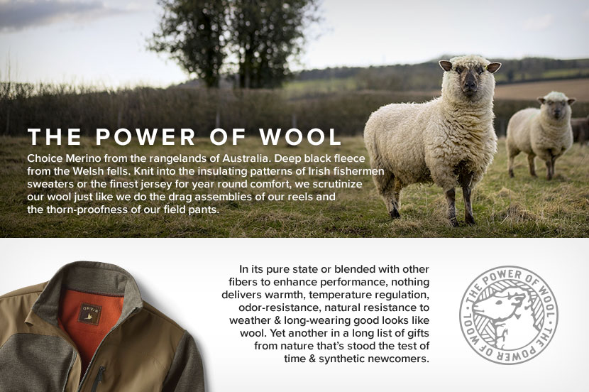 Power of Wool