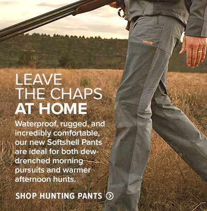 Shop Hunting Pants