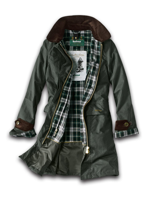 Mens Barbour Icon Beaufort