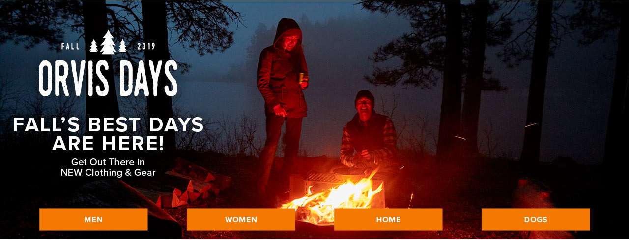 best website f0551 1ce4a Orvis: Quality Clothing, Fly-Fishing Gear, & More Since 1856.
