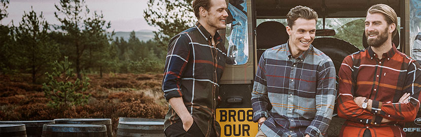 Barbour Apparel & Accessories