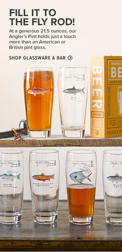FILL IT TO THE FLY ROD! 