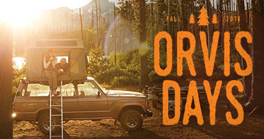 FALL ORVIS DAYS | View the Calendar