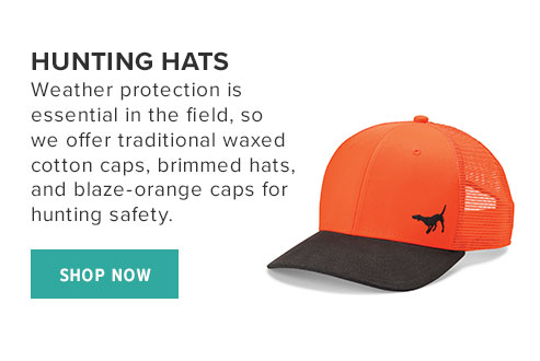 HUNTING HATS - SHOP NOW