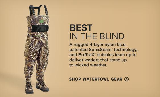 Shop Waterfowl Gear
