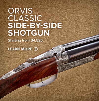 New & Used Shotguns For Sale -- Orvis