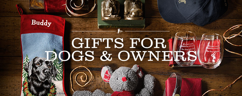 GIfts for Dogs & Dog Owners