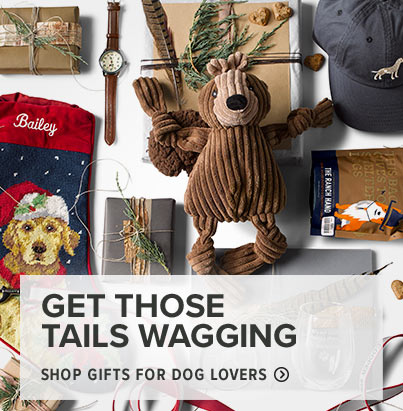 Shop Gifts for Dogs and Owners