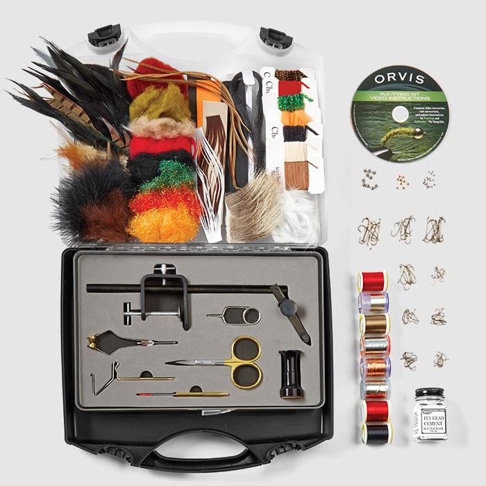 Premium Fly-Tying Kit