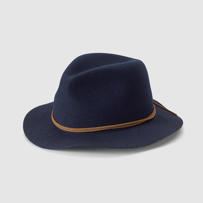 Saddle Ridge Packable Felt Hat