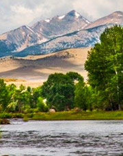 MONTANA TROUT SCHOOL AT HEALING WATERS