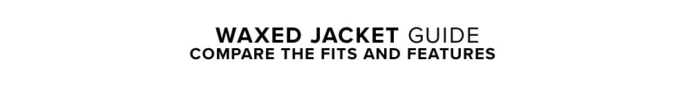 Quilted Jacket & Gilet Guide - Compare the Fits and Features