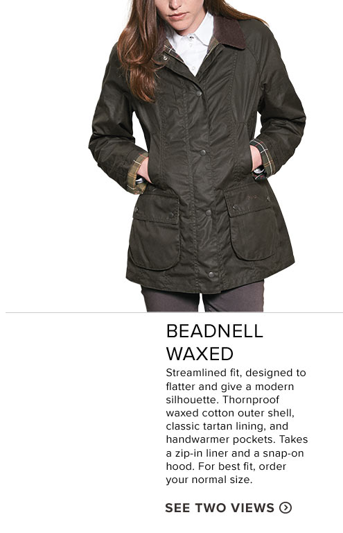 Summer Beadnell Quilted Jacket- See 2 Views