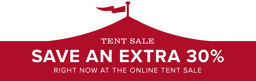 The Orvis Tent Sale! Save up to 30%!