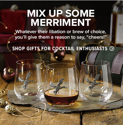 Shop Shop Gifts for Cocktail Enthusiasts