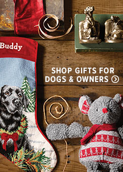 Shop Gifts for Dogs & Owners