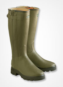 These waterproof hunting boots will serve you well from the course to the field.