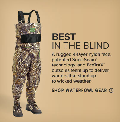 Shop Waterfowl Clothing