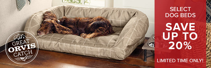 Save up to 20% off select beds