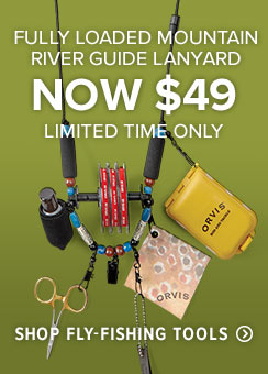 FULLY LOADED MOUNTAIN RIVER GUIDE LANYARD - NOW $49 - HURRY! LIMITED TIME ONLY ALL YOU NEED, ALL IN ONE PLACE - Shop Fly-Fishing Tools