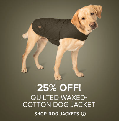 Shop Dog Jackets