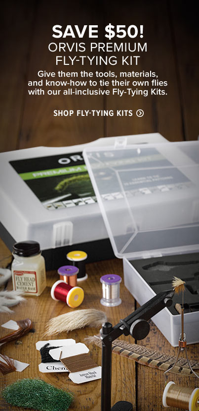 Shop Fly Tying Kits