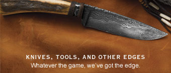 The Orvis Knife Shop